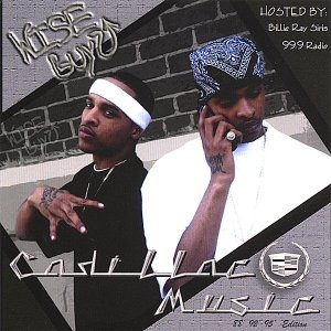 Image for 'Cadillac Music'
