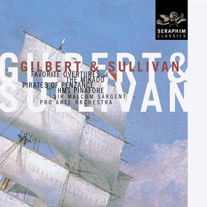Image for 'Gilbert & Sullivan: Favorite Overtures'