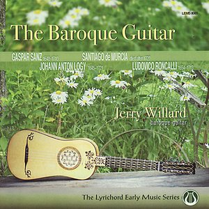 Image for 'The Baroque Guitar'