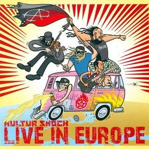 Immagine per 'Live in Europe'