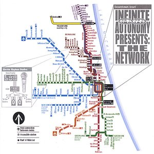 Image for 'Infinite Autonomy Presents:  The Network'