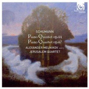 Image for 'Schumann: Piano Quintet, Op.44 & Piano Quartet, Op.47'