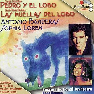 Image for 'PROKOFIEV: Pedro y el lobo (Peter and the Wolf) / BEINTUS: Wolf Tracks'