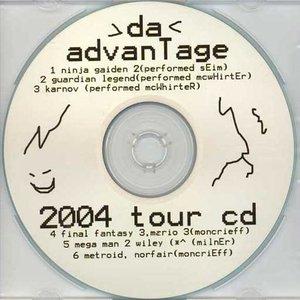 Image pour '2004 Tour CD'