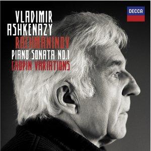 Bild för 'Rachmaninov: Piano Sonata No.1 / Chopin Variations'