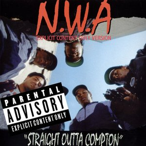 Image pour 'Staight Outta Compton'