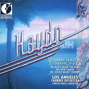 Image pour 'Joseph Haydn Symphonies'