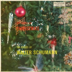 Image pour 'The Voices Of Walter Schumann'