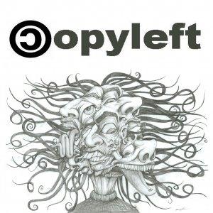 """""""Copyleft EP""""的封面"""