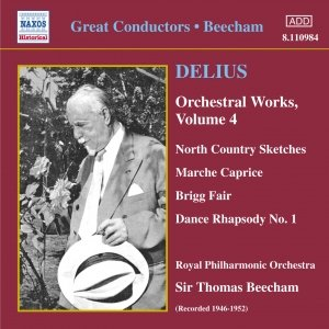 Image for 'DELIUS: Orchestral Works, Vol. 4 (Beecham) (1946-1952)'