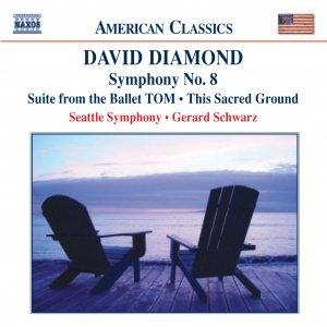 Image for 'DIAMOND: TOM Suite / Symphony No. 8 / This Sacred Ground'