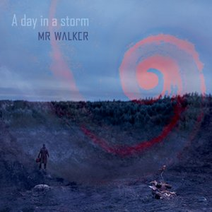 Image for 'A day in a storm'