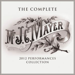 Immagine per 'The Complete 2012 Performances Collection - EP'