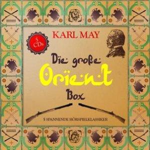 Image for 'Die große Orient Box (5 Hörspielklassiker)'