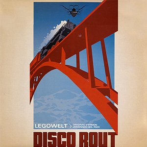 Image for 'Disco Rout'