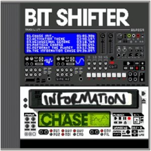 Image for 'Bit Shifter  - Information Chase'