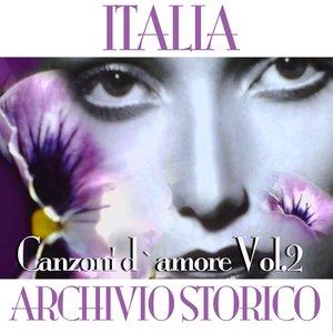 Image for 'Italia archivio storico - Canzoni d'amore, Vol. 2'