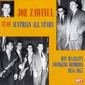 Bild för 'Joe Zawinul & The Austrian All Stars'