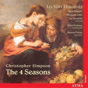Image pour 'Simpson, C.: Four Seasons (The)'