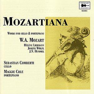 Image for 'Mozart, Liebmann, Wölfl, Hummel: Mozartiana'