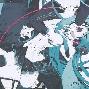 Image pour 'Vocaloid Miku'