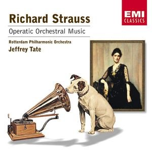 Image for 'R.Strauss: Orchestral Operatic Music'