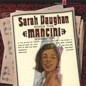 Image for 'Sings the Mancini Songbook'