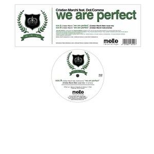 Imagem de 'We Are Perfect'