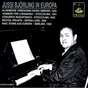 Image for 'Jussi Björling In Europa'