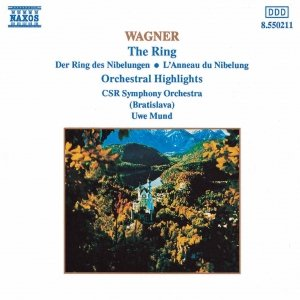 Image for 'WAGNER, R.: Der Ring (Orchestral Highlights)'