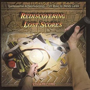 Image for 'Rediscovering Lost Scores, Volume 1'
