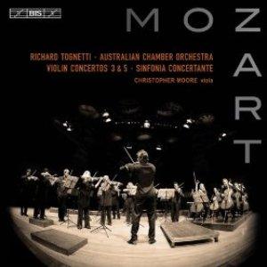 Imagem de 'Mozart: Violin Concertos Nos. 3 and 5'