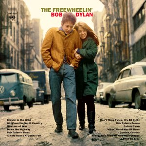 Image for 'The Freewheelin' Bob Dylan (2010 Mono Version)'