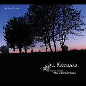 Imagem de 'Here Comes The Silent Dusk. Music of Marek Pasieczny.'