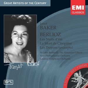 Bild för 'Berlioz: Nuits D'Été, Op.7, etc'