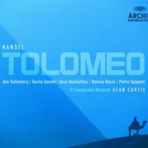 Image for 'Handel: Tolomeo'