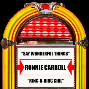 Image for 'Say Wonderful Things / Ring-A-Ding Girl'