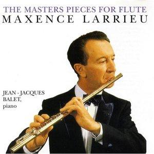 Immagine per 'The Master Pieces For Flute'