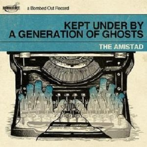 Image pour 'Kept under by a generation of ghosts - LP'