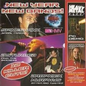 Image for 'Metal Hammer New Year New Bands (Issue 83)'
