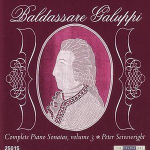 Imagem de 'Galuppi - The Complete Piano Sonatas, Volume 3'