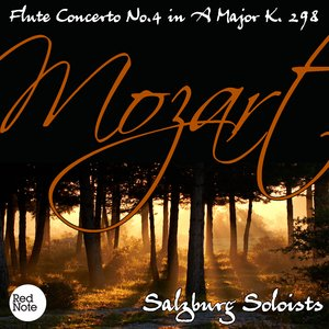 Image for 'Mozart: Flute Concerto No.4 in A Major K. 298'
