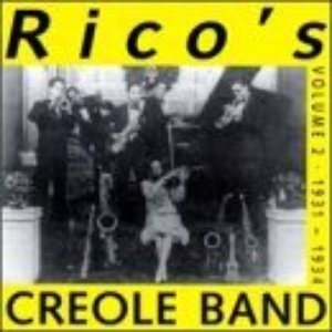 Image for 'Rico's Creole Band'