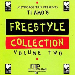 Image for 'Metropolitan Presents: Ti Amo's Freestyle Collection Vol. 2'