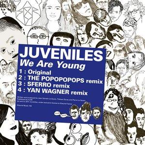 Image pour 'Kitsuné: We Are Young - EP'