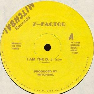 Bild für 'I Am The DJ'