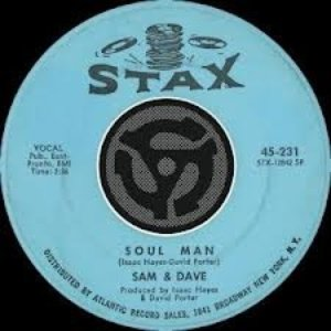 Image pour 'Soul Man / May I Baby [Digital 45]'