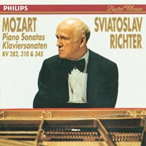 Image for 'Mozart: Piano Sonatas Nos. 4, 8 & 16'