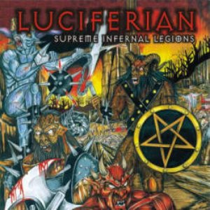 Image for 'Supreme Infernal Legions'