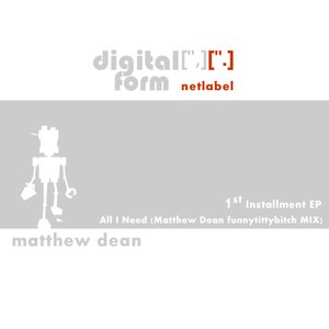 Image for 'All I Need (Matthew Dean funnytittybitch MIX)'